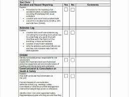 Hazard Report Form Unique 25 Lovely Stock Workplace Incident Report