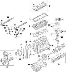 parts com® nissan engine overhaul gasket set frontier partnumber 2012 nissan frontier s l4 2 5 liter gas engine