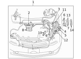 genuine oem wiring harness parts for 2004 toyota prius base electrical wiring harness for 2004 toyota prius 1
