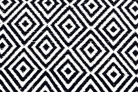 black and white geometric rug pattern diamond cotton images uk black and white geometric rug