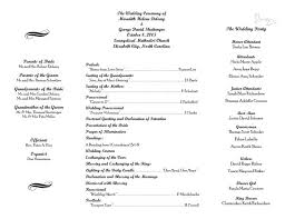 sample wedding ceremony program the 25 best wedding program samples ideas on pinterest