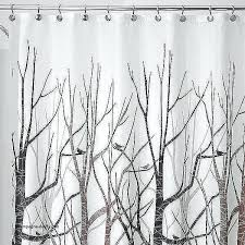 tree shower curtain bed bath and beyond bed bath and beyond tree shower curtain elegant black