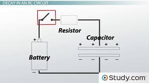 resistor capacitor rc circuits definition explanation lesson transcript study com