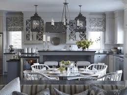 kitchen dining lighting. How To Coordinate Lighting In Your Kitchen - Island And Breakfast Nook Combinations Dining D