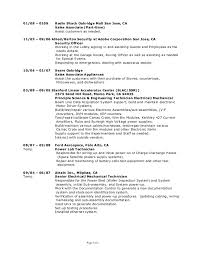 Page 2 of 4; 3. 01/08  0109 Radio Shack ...