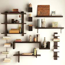 shelf decorating ideas best wall shelves on rustic wood modern floating