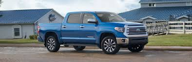 2019 Toyota Tundra Towing Capacity Chart How Much Can The 2018 Toyota Tundra Haul Tow