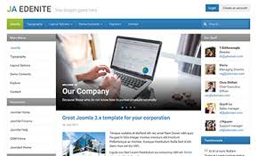 3 Templates 96 Joomla 3 Templates Joomlart Joomla Templates And