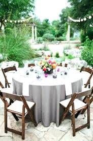 round outdoor tablecloth square with zipper rectangular umbrella hole