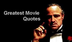 Top Movie Quotes Magnificent Bytes Top Movie Quotes 4848