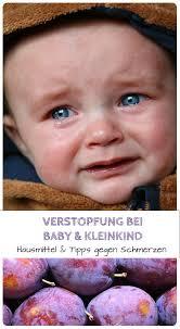 Was kann man gegen verstopfung bei säuglingen machen
