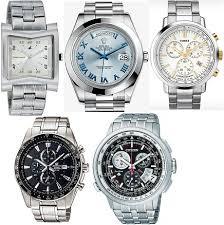 top 5 best watch brands for men and women