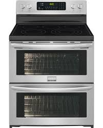 double oven with stove top. Perfect Top Frigidaire Gallery FGEF306TPF 30 Intended Double Oven With Stove Top
