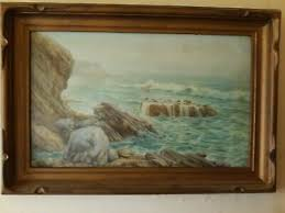 Grace Myrtle Griffith Watercolor, Listed California Artst, 1885-1955 | eBay