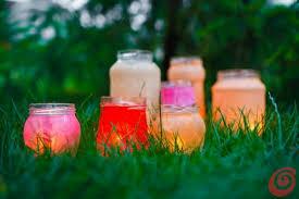 Idee Per Abbellire Il Giardino : Idee fai da te per una festa in giardino diversa