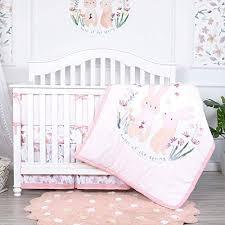 microfiber printed nursery bedding set