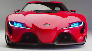 Amazing...!!!! Toyota Supra 2018 interior, reviews and price - YouTube