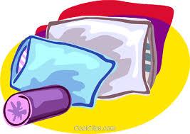 pillow clipart. pillows, cushions royalty free vector clip art illustration pillow clipart