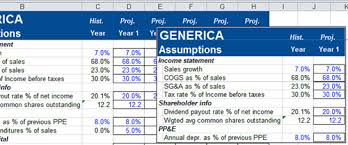 Top 5 Unsung Excel Features For Financial Modeling Amt