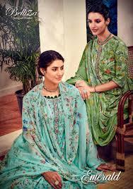 Belliza Designer Studio Online Belliza Designer Studio Emerald Casual Salwar Kameez At Best