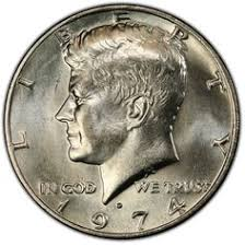 1967 Kennedy Half Dollar Value Chart 15 Best Kennedy Half Dollar Coins Images In 2019 Kennedy