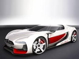 Citroen GT Concept Futuristic Sporty Designed for Gran Turismo 5 ...