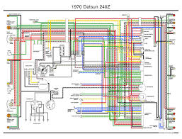 datsun z wiring diagram circuit and wiring diagram 1970 datsun 240z wiring diagram