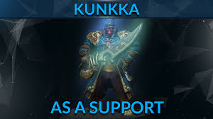 intro to support kunkka dota 2 hero guide gameleap youtube