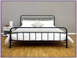 Rustic Metal Bed Frame Rustic Metal Bed Frames S Rustic Metal King ...