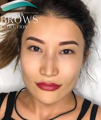 perfect microblading semi permanent makeup by brows evolution located in brooklyn ny
