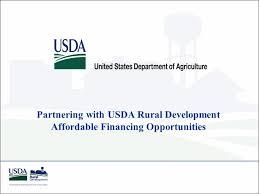 Usda Rural Development Organizational Chart Partnering With Usda Rural Development Affordable Financing