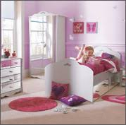 pink and white bedroom furniture. Childrens White Bedroom Furniture Pink And