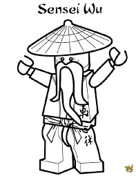 Ninjago 58 Dessins Anim 233 S Coloriages 224 Imprimer Simple Home