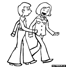 Small Picture The 1970s Online Coloring Pages Page 1