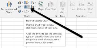 how to make a histogram in excel how to make a histogram in excel 2016 or 2013