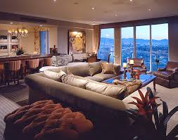 Las Vegas Turnberry Place Condominium Donna Livingston Design