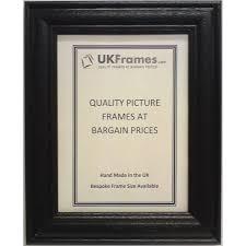 31mm black wood frames