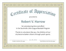 Free Certificate Templates For Word Free Certificate Of Appreciation Template Downloads Condo