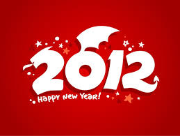 happy new year 2012. Perfect Happy Happy  With New Year 2012