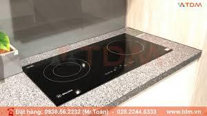 TDM.VN | Review bếp điện từ Malloca MH-02IR kết hợp hồng ngoại hàng chính  hãng - YouTube