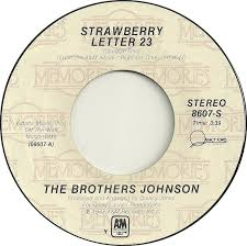 the brothers johnson strawberry letter 23 3
