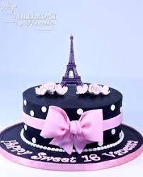 Sweet 16 Cakes Patisserie Tillemont Montreal 1 Tier Paris