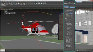 3ds max 2019 modeling and rendering