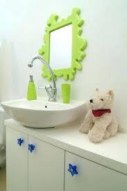 funky bathroom furniture. Kids Bathroom Mirror Furniture Fair Funky Ideas Powder Room Contemporary With Bath Towels N