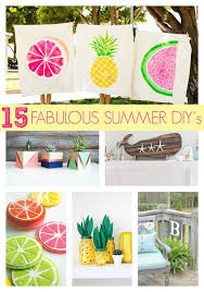 fun summer diys for your room clublilobal com