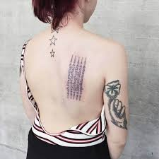 Spine Tattoos Quotes Delectable 48 Tattoo Quotes Witty And Wise ⋆ TattooZZa