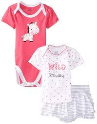 Gerber Growth Chart Gerber Baby Girls Newborn 3 Piece Girls Set Shirt Short And Bodysuit