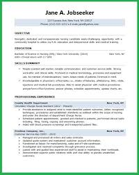 Free Registered Nurse Resume Templates Custom Resume Templates For Nurses Best Of Nurses Resume Format Free