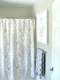 standard shower curtain standard shower curtain length full size of inside prepare standard shower curtain rod
