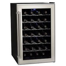 ... Thermoelectric Wine Cooler Review  EdgeStar Koldfront 28 Bottle